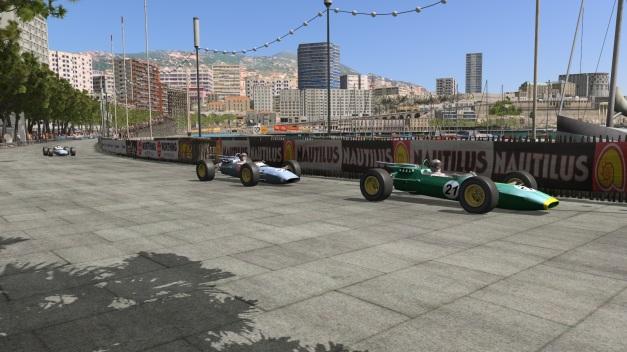 rF2 - Monaco