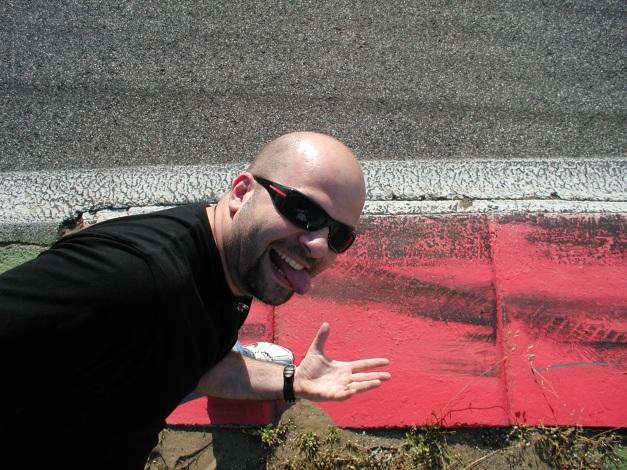 Stefano - Monza 2011