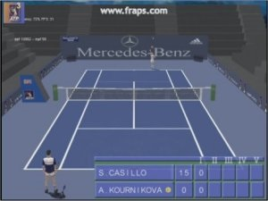 Stefano tennis sim