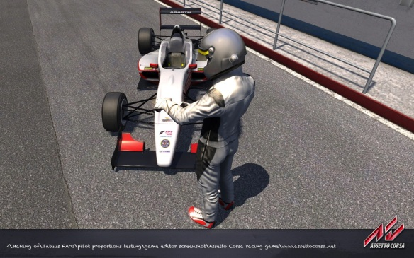 Assetto Corsa – Exclusive first drive    Race and Vehicle