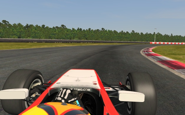 rFactor 2 – FIA Formula 2 driver's preview  | Race and Vehicle
