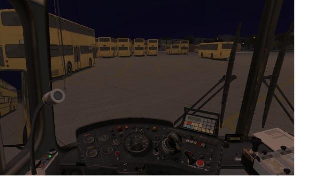 SD77 cab